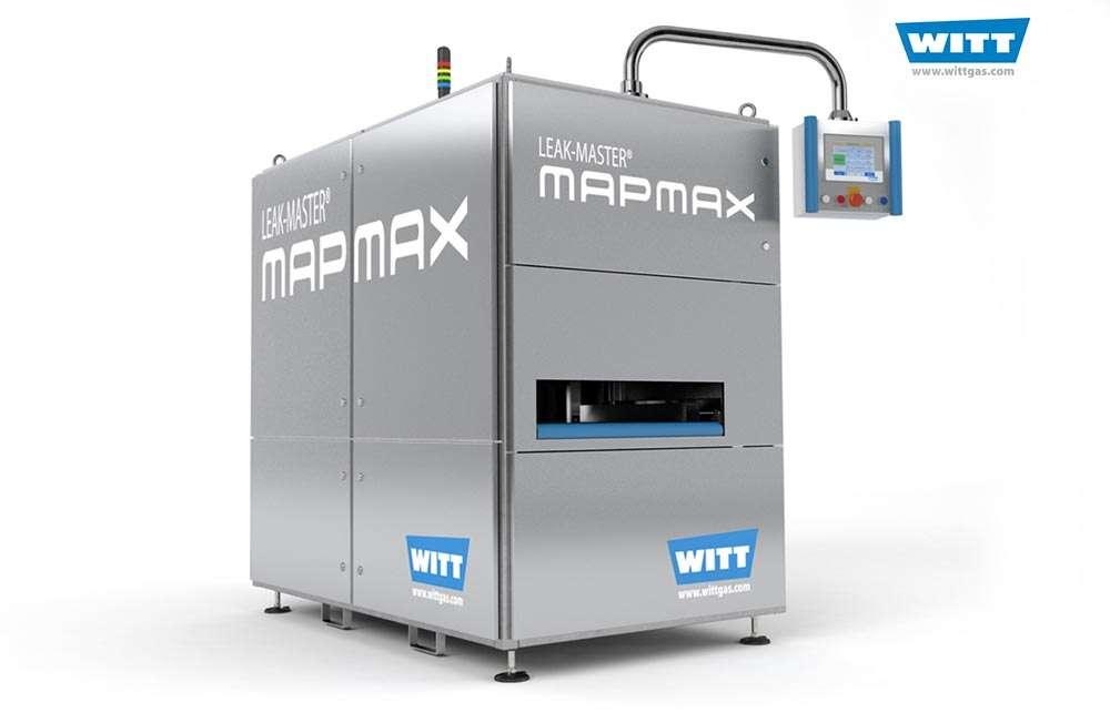 Detector fuites de gasos Witt Leak Master Pro